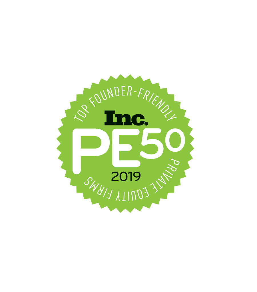 Ridgemont Named to Inc.'s Inaugural List of Top 50 Founder-Friendly Private Equity Firms